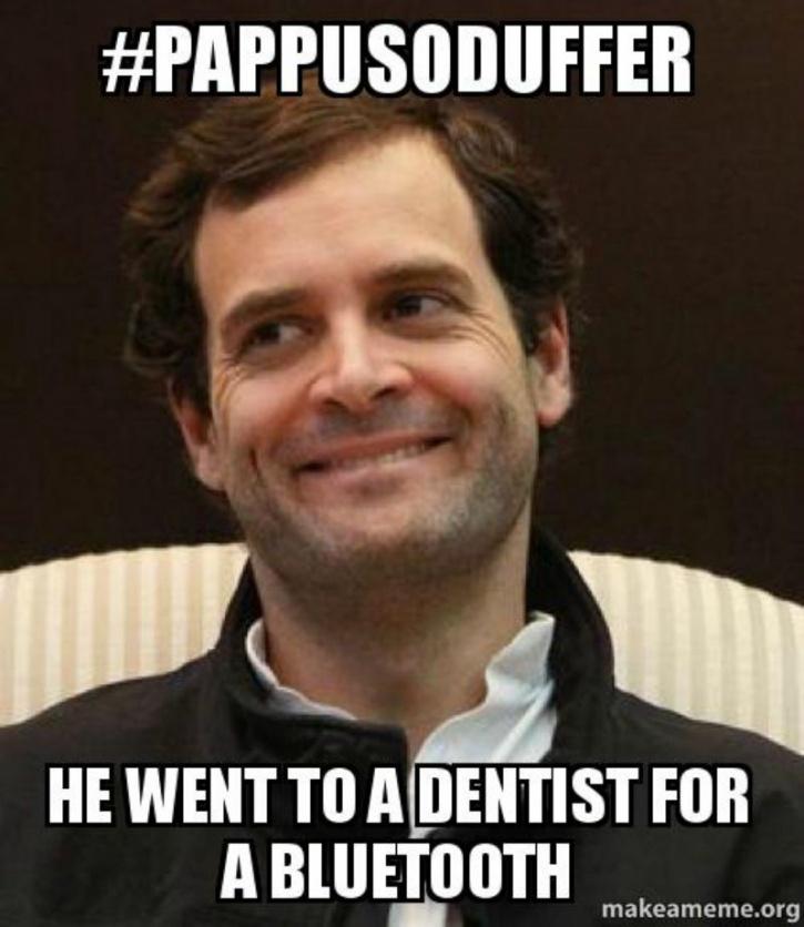 #PappuSoDuffer
