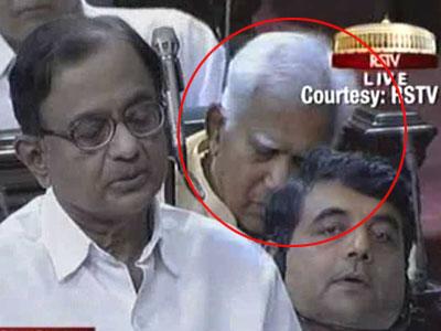 Parliament Shamed Again
