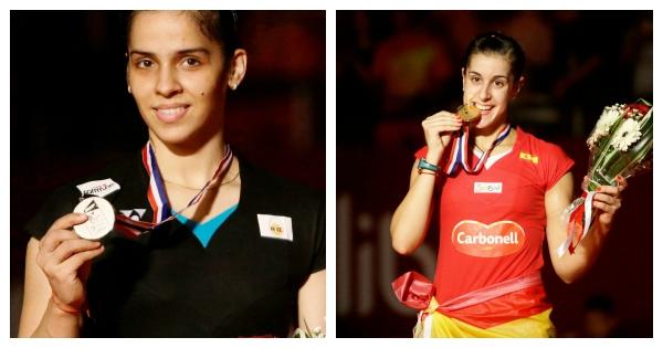 Saina Nehwal silver India's First Silver At World Badminton Championship
