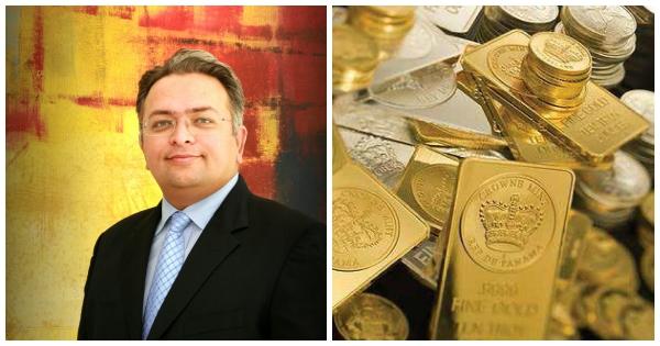 Gaurang Desai gold