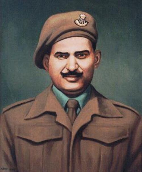Haviladar Major Piru Singh 4th Param Vir Chakra Awardee