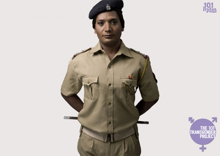 police transgender