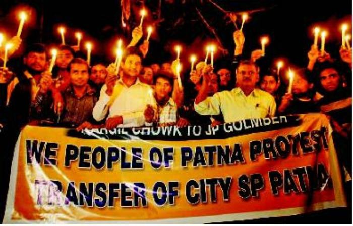people of patna for shivdeep waman lande