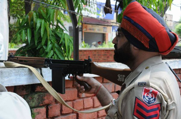 Gurdaspur Attack