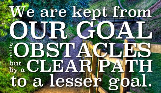 Srimad Bhagavad Gita Quotes on Goals & Obstacles