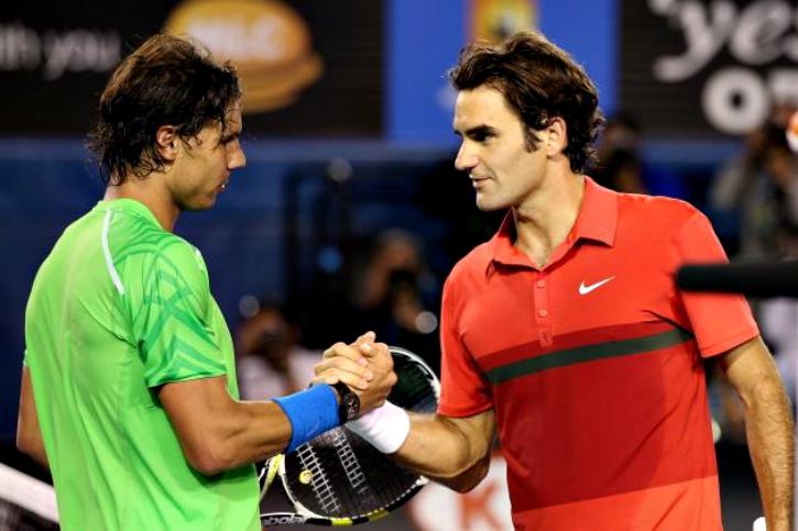 Rafael Nadal Vs Roger Federer On Indian Courts Will Headline IPTL 2