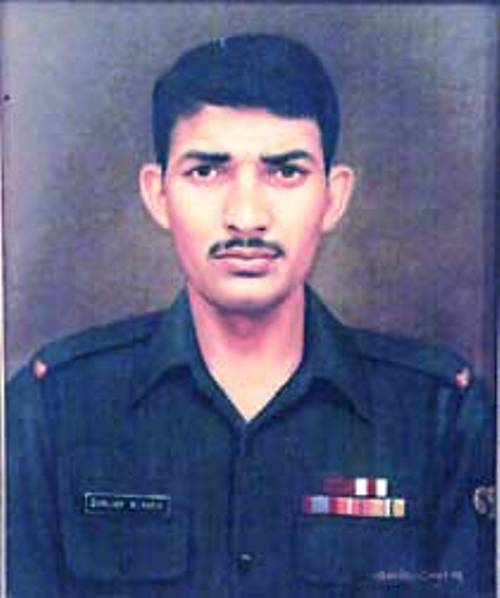 Rifleman Sanjay Kumar 21st Param Vir Chakra Awardee