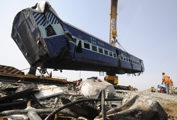 india train accidents worst reuters