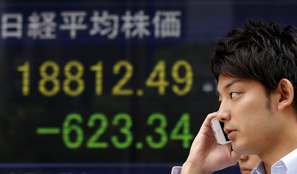 china stock market crash reuters
