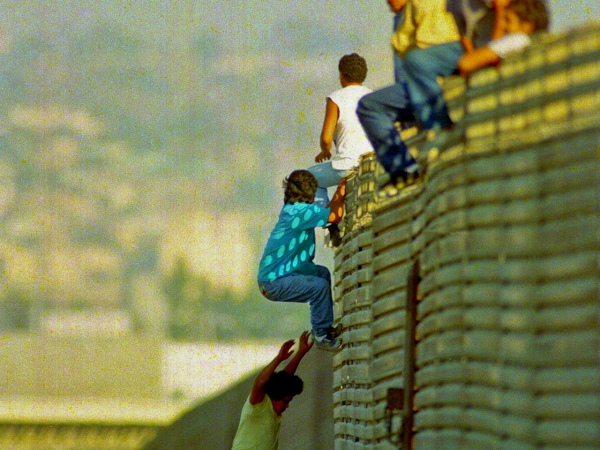 Mexico border crossing illegsl