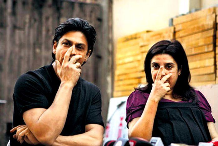 SRK Farah Kahn