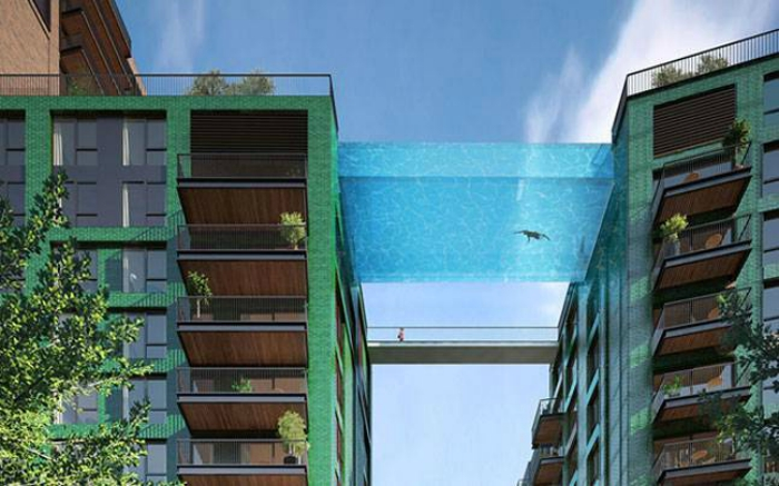 You May Not Be Able To Fly, But Soon You Could Swim In The Air With World's First 'Sky Pool'