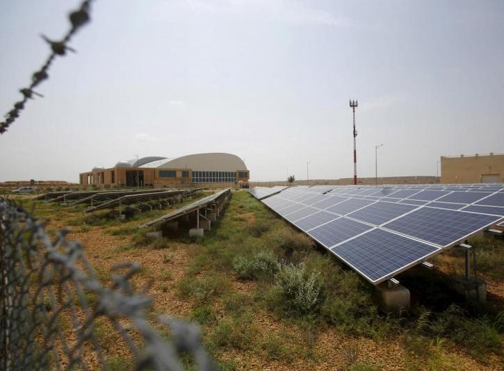 Abandoned Jaisalmer Airport