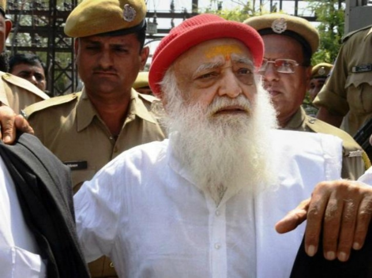 Asaram bapu the rapist is now a saint?