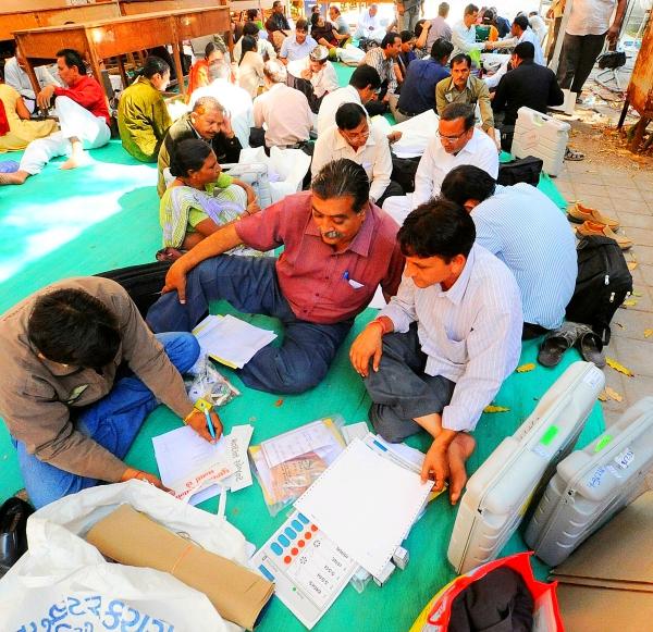 gujarat voting