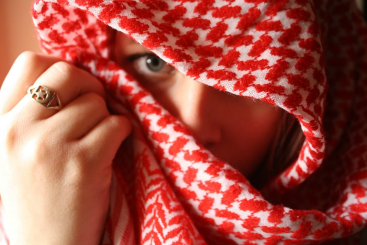 mulsim woman returns to india