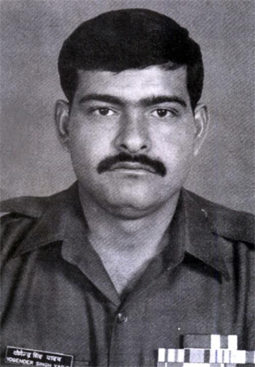 Grenadier Yogendra Singh Yadav 20th Param Vir Chakra Awardee