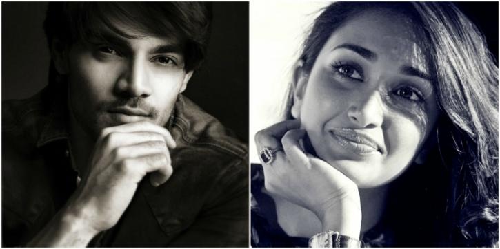 Sooraj Pancholi and Jiah Khan