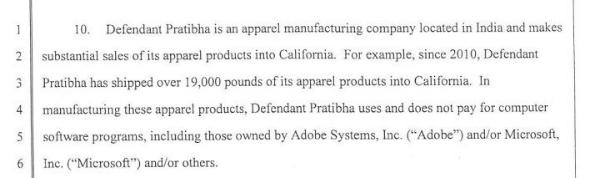 state of california lawsuit kamala harris