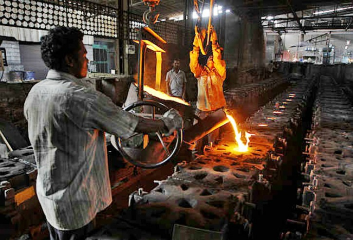 In This Gujarat Town, Billionaires Are Doing Factory Jobs