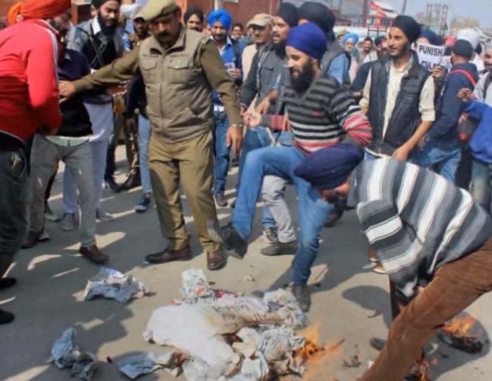 2 Dalit Men Had Their Limbs Chopped Off At Akali Leader