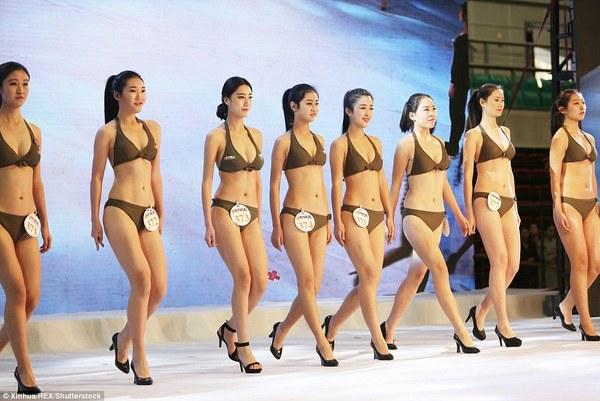 china air hostesses bikini 5