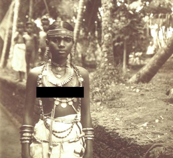 When women in Travancore weren