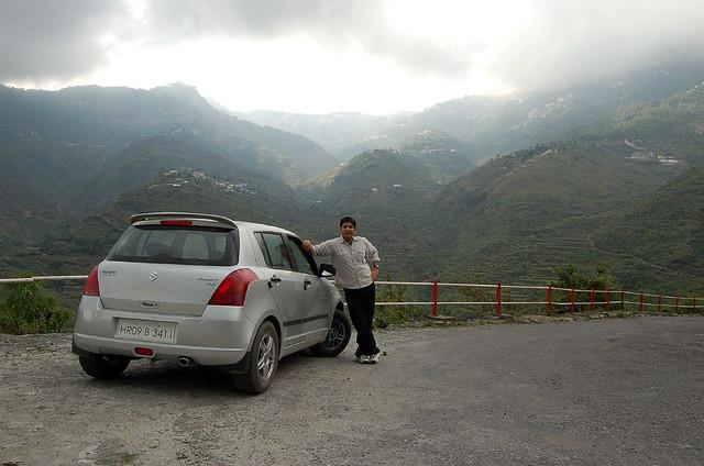 Swift car