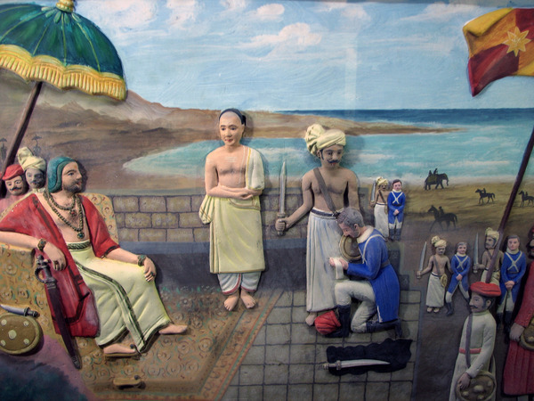 When women in Travancore had to bare their breasts