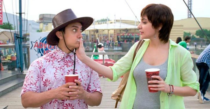 Aamir and Anushka