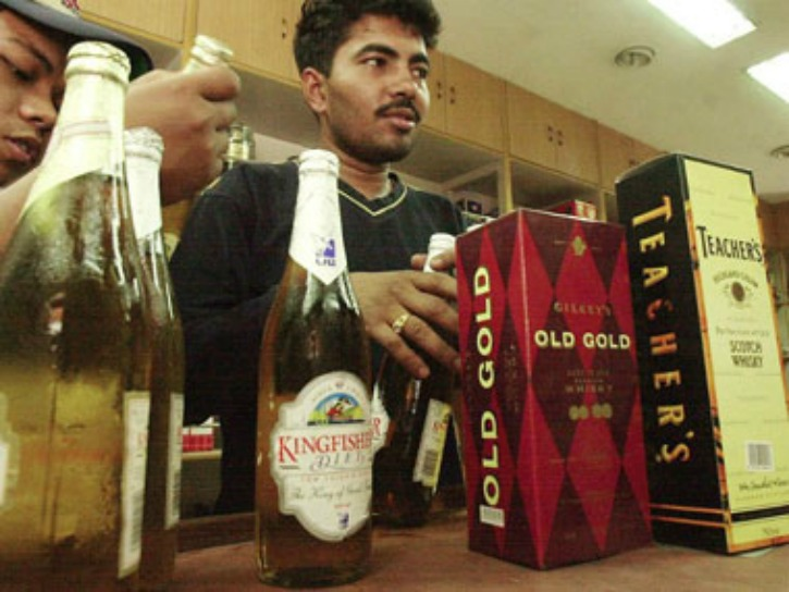 Alcohol Not Intoxicant Says Punjab Health Minister
