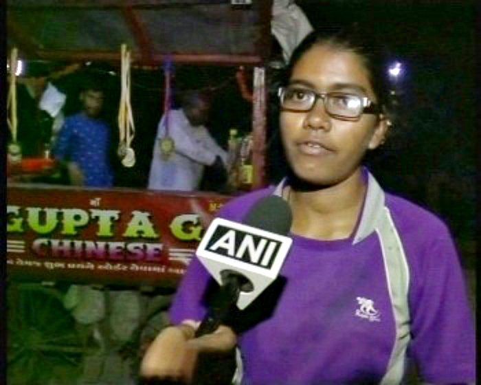 21-Year-Old National Level Shooter Pushpa Gupta Was Forced To Sell Noodles On Streets To Survive