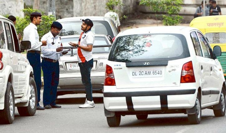 No Parking Space For Odd-Even Violators Says Delhi Government
