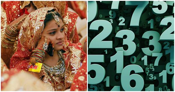 bride math india