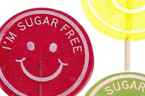 Sugar Free Candy Teeth
