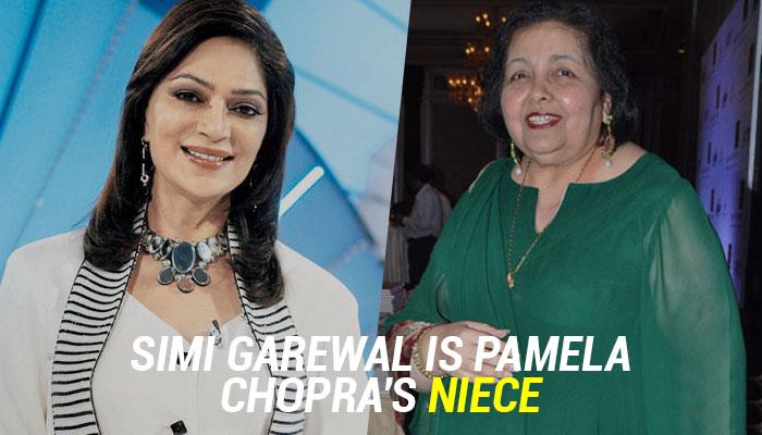 Simi Garewal-Pamela Chopra