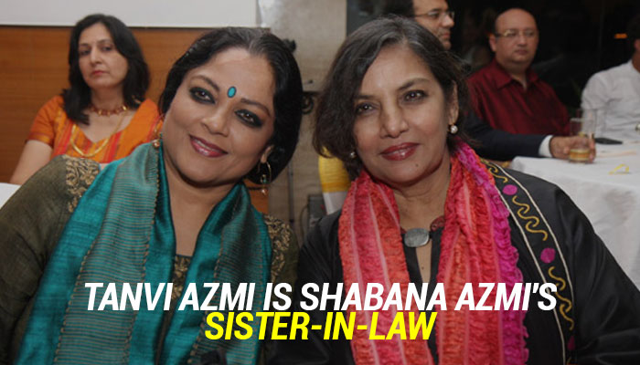 Shabana Azmi-Tanvi Azmi