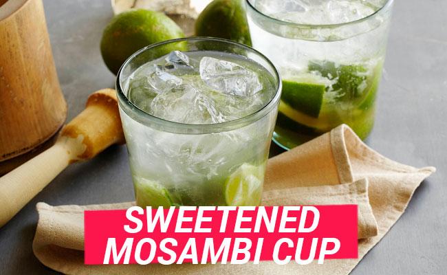 mosambi soda