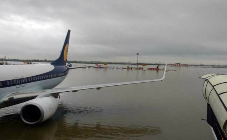Airline Ticket Rates Skyrocket As Flight Service Resume In Flood Hit Chennai