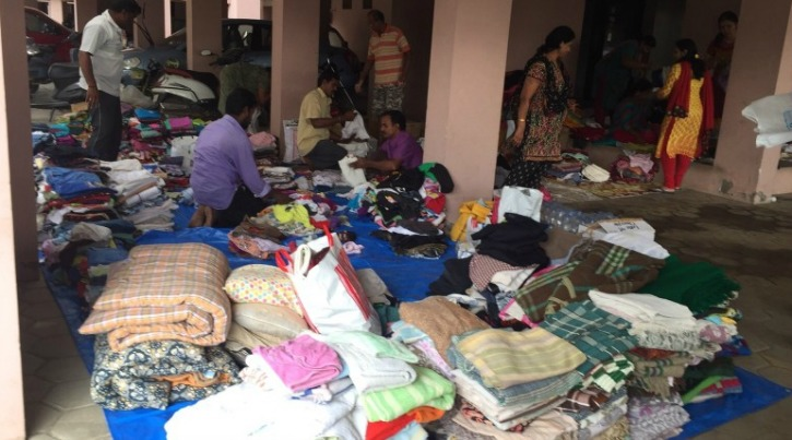 Women Volunteers Involved In Chennai Flood Relief  Faces Harassment