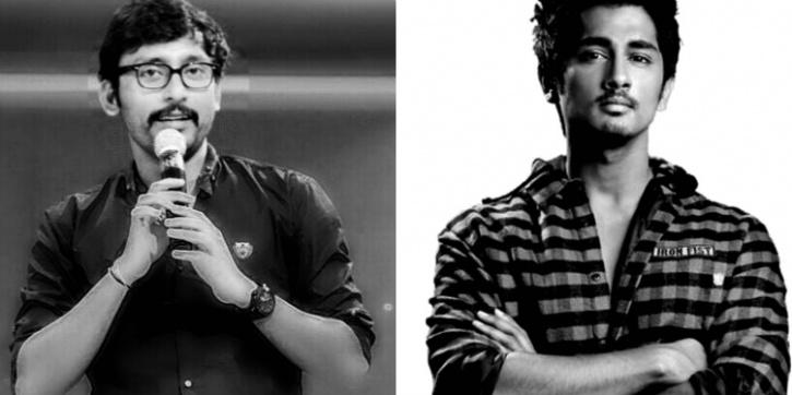 Siddharth and RJ Balaji