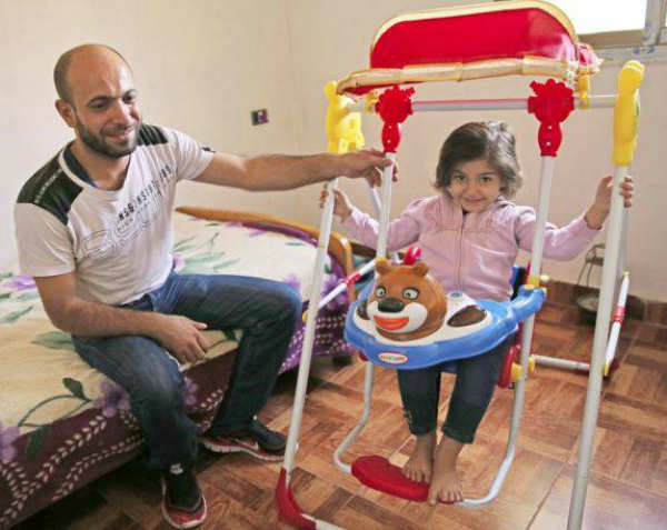 This Syrian Refugee Was Struggling To Feed His Family, Crowdfuning Made Him An Entreprenuer