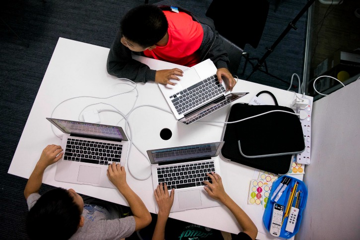 Chines Kids Are Getting Coding Lessons In Preschool