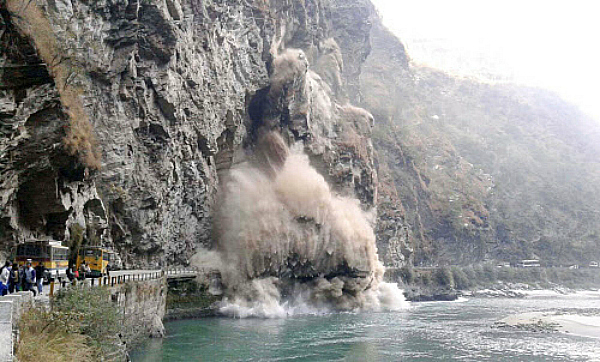 Manali landslide