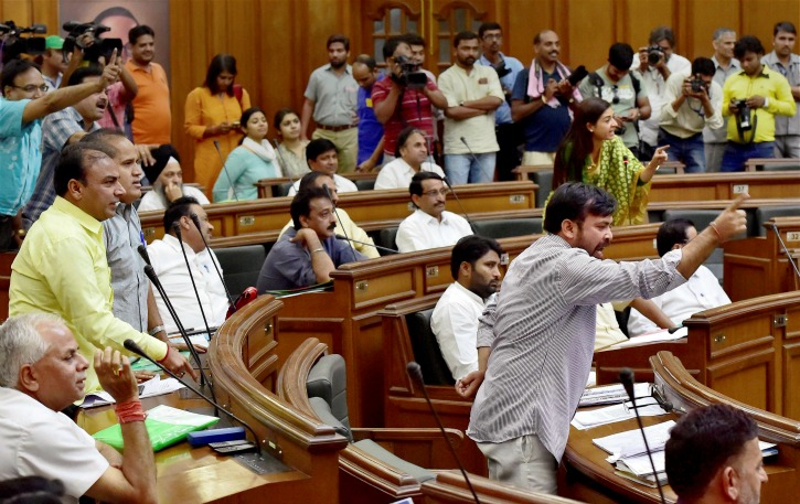 Delhi MLAs To Get A 400 % Salary Hike
