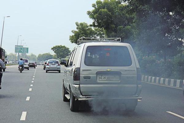 Diesel cars in Delhi