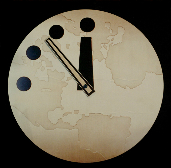 Doomsday Clock Says We Are Just 3 Minutes From Extinction, Will Paris Talks Stop Its Hands Now