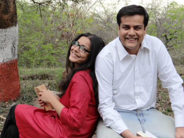 This Delhi Couple Quit Their Jobs, Travelled All Over India And Wrote A Book About It