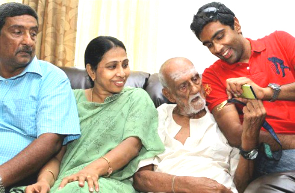 Ravichandran Ashwin Played The Test Match For India Even As His Parents Went Missing In Chennai Rains
