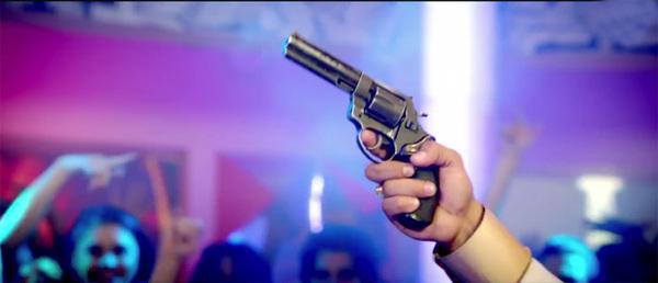 gun firing party india